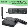 MINIX NEO U1 4K TV Box 2GB DDR3 16GB S905 Quad-core 64 Bit Streaming Media Player With A2 Lite