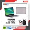"Lenovo Ideapad 530S-14IKB (81EU00MRTA) i5-8250U/8GB/512GB SSD/MX150 2GB/14"" FHD/Win10Home (GREY) รับประกัน 2ปี"