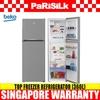Beko RDNT360I50VZX Top Freezer Refrigerator (360L)
