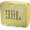 JBL Go 2 Portable Bluetooth Waterproof Speaker (Yellow)