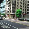 板橋中正路世界之藝社區(中正路和新生街交叉口)坡道平面停車位一個