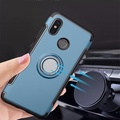 Bakeey Shock-proof 360° Adjustable Ring Holder Protective Case for Xiaomi Mi 6X / Xiaomi Mi A2