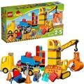 《二姆弟》樂高Lego 10813 得寶duplo系列 大型建築工地