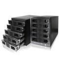 【伽利略】USB3.0 + eSATA 5-bay硬碟外接盒 (35D-U3ES5R)