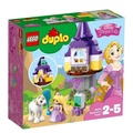 JCT LEGO樂高─ Duplo 得寶系列 10878 長髮公主的創意塔