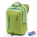 AT美國旅行者 BUZZ簡約筆電後背包(綠)