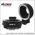 VilTROX อะแดปเตอร์แปลงเลนส์ Canon EOS ทั้ง EF,EF-S ใช้กับกล้อง EOS M,M2,M3,M5,M6,M10,M50,M100,Kiss M Auto Focus ได้