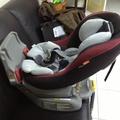 二手廉售)Combi 康貝頂級汽座 Egg shock 安全座椅