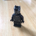 LEGO黑豹