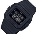 CASIO/G-SHOCK全部黑色型號人手錶海外型號DW-D5500BB-1 BRIGHT