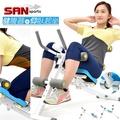 C080-605KA神合併提臀健腹機+挺腰機多功能5五分鐘健腹器美背機仰臥起坐板收腹機美腰機腹肌訓練器材健身運動推薦