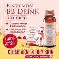 Kinohimitsu BB Drink 10s+10s *Highly Reviewed * Bird Nest Extract - Oily Skin n Scar Heal