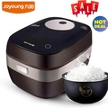 Joyoung JYF-40T2 High Quality Black, simple Smart Multi-cooker/Rice Cooker/Maker & Steamer & Slow Cooker, Smart Rice Cooker Booking Home Honeycomb Liner for Microcomputer Type Rice Cooker (Black)