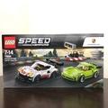 LEGO 樂高 SPEED 75888 Porsche 911 RSR and 911 Turbo