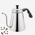 Meelio Pour Over Coffee Kettle,iter Gooseneck Drip Kettle,Stainless Steel Tea Coffee Pot
