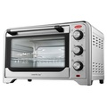 EuropAce 30L Double Glass Stainless Steel Electric Oven - EEO 5301T