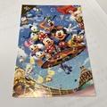 迪士尼明信片