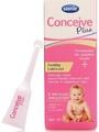 [微友] 法國SASMAR Conceive Plus 助孕潤滑液 潤滑劑 4g *8支(單次使用)