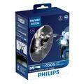 飛利浦 Philips X-TREME LED MOTO H4/HS1 機車專用鐳神光頭燈