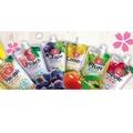 [促銷]十全水果醋飲-檸檬 鳳梨 蘋果 青梅 140ml/瓶 隨身攜帶