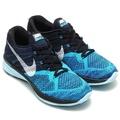 【mccSAClT】Nike Flyknit Lunar 3 藍 藍黑 深藍 淺藍 漸層 編織