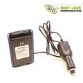 ICHITSU เซฟเวอร์ ที่ใช้ไฟในรถ อุปกรณ์วิทยุสื่อสาร สำหรับ วิทยุสื่อสาร RW245