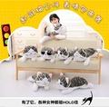 【愛家便宜購】起司貓抱枕玩偶20公分