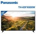 【Panasonic國際牌】65吋 4K連網液晶顯示器+視訊盒 TH-65FX600W