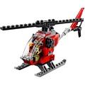 【台中翔智積木】LEGO 樂高 城市系列 60174 直升機+人偶