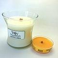 翠綠森林 香氛蠟燭(白茶茉莉+海濱蜜檬莎)辦公室 瑜珈教室 客廳 房間 民宿