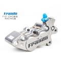 Frando F101 CNC對四卡鉗 Racing版 淺硬陽