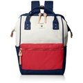 Anello AT-B2571 Hinge Clasp Backpack Tricolor