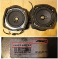 BOSE 汽車專用喇叭SPEAKER 6.5吋兩顆  2歐姆  兩顆 (非Dynaudio KEF MARK LEVINSON Infinity JBL MB Quart FOCAL)