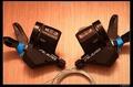 SHIMANO ALIVIO SL-M430 3x9 指撥變速 變把 變速撥把 原廠盒裝 ☆【跑的快】☆
