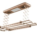 Auto Laundry Rack System 7 Years Motor Warranty UV Light/Fan