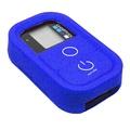 GoPro HERO 4 3+ 3 智能遙控器 矽膠保護套 果凍套 防護套藍