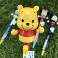 【真愛日本】17110400002 日本製卡卡原子筆-PH揮手 迪士尼 小熊維尼 POOH 原子筆