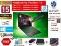 HP Pavilion Gaming 15 /  Intel Core i5-8300H
