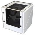 PARNIS BOX 白色鋼琴烤漆2入自動上鍊盒 (自動上鍊盒2) 自動15