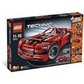 正版 樂高 LEGO 8070 科技 超級跑車 (全新未拆品) TECHNIC Super Car 絕版