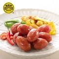 【黑橋牌】一斤辣味珍珠香腸-真空包