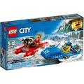 [樂高先生]LEGO 樂高 60176  CITY 溪流逃亡 全新未拆 下標前請先詢問