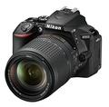 Nikon D5600 DSLR Camera with 18-140mm VR Len