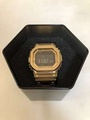 Casio G-Shock GMW B5000 GOLD