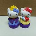出清 便宜賣 Hello  Kitty 公仔 印章 吊飾 7-11