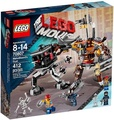 THE LEGO Movie 70807 : Metal Beards Duel Set New In Box Sealed #70807