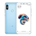 Xiaomi Redmi Note 5, 3GB+32GB, Official Global Version, AI Dual Back Cameras, Fingerprint Identification, 5.99 inch MIUI 9.0 Qualcomm Snapdragon 636 Octa Core up to 1.8GHz, Network: 4G(Blue)