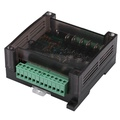 Industrial Control Board Programmable Controller FX1N-14MT PLC For Stepper Motor - intl