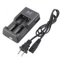 萬能充電器02(GD-847A) 新的通用電池充電器AA AAA 18650 16340 CR123A