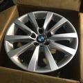 BMW 輪框 鋁圈 18吋 5系列 F10